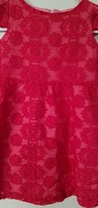 Gumboots Coral Pink Dress Girls Size 6